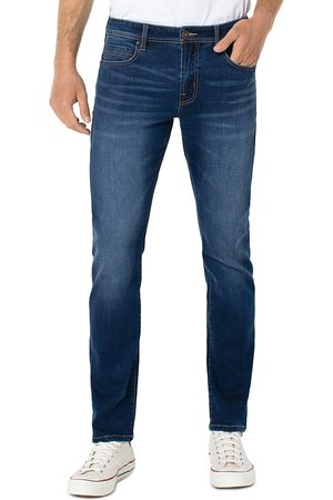 Liverpool Los Angeles Kingston Modern Straight Jeans in Thompson