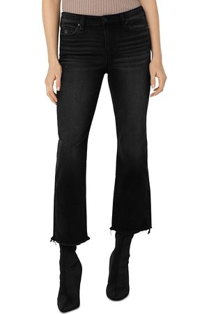 Liverpool Los Angeles Hannah Flared Ankle Jeans in Harlan