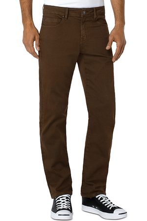 Liverpool Los Angeles Regent Relaxed Straight Jeans in Tobacco