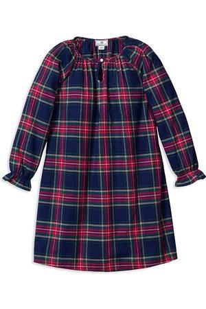 Petite Plume Girls' Windsor Tartan Delphine Nightgown - Baby, Little Kid, Big Kid