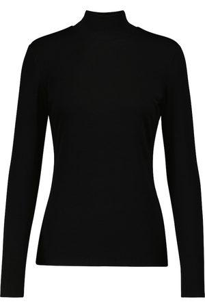 The Row Women Turtlenecks - Dembe Tencel® and cashmere-blend sweater