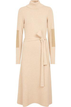 Victoria Beckham Wool-blend sweater dress