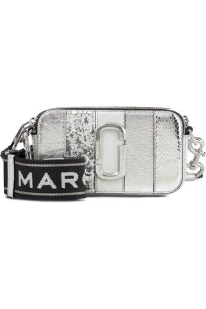 The Marc Jacobs The Snapshot Small leather shoulder bag