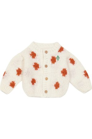 The Animals Observatory Baby Racoon cardigan