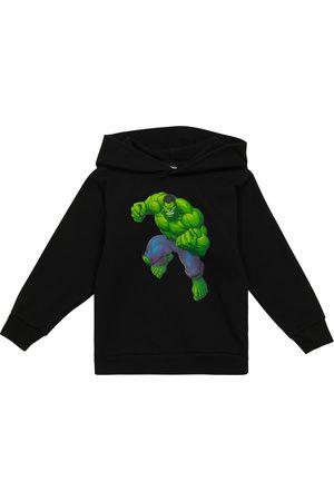 Balenciaga Kids Sweatshirts - Printed cotton sweatshirt