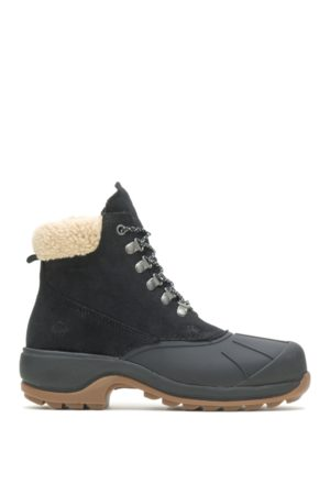 Wolverine Women's Frost Insulated Boot Leather, Size 8 Medium Width
