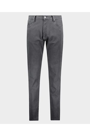 Paul & Shark Men Stretch - Cotton stretch BLACK Jeans