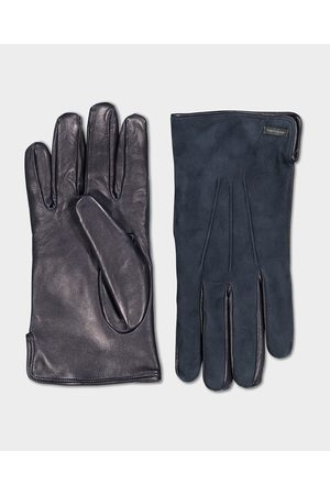 Paul & Shark Men Gloves - Suede and leather glove