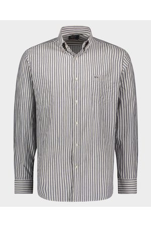Paul & Shark Men Shirts - Oxford cotton Shirt
