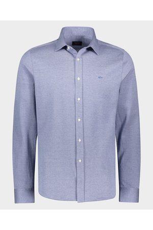 Paul & Shark Men Long sleeves - Cotton piquè Shirt