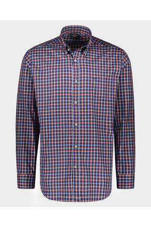 Paul & Shark Men Shirts - Organic cotton Twill Shirt