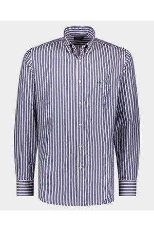 Paul & Shark Men Shirts - Cotton Twill Shirt