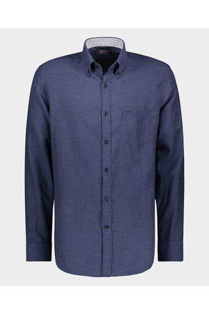 Paul & Shark Cotton & Cashmere flannel Shirt