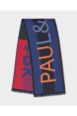 Paul & Shark Wool scarf with maxi