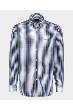 Paul & Shark Men Shirts - Organic popeline cotton Shirt