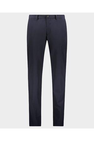Paul & Shark Men Stretch Pants - Nylon stretch Econyl® trousers