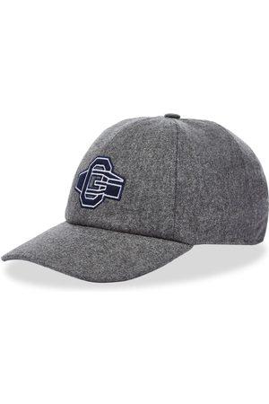 OFFICINE GENERALE Logo Wool Baseball Cap