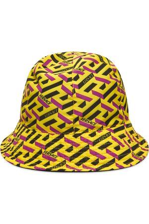VERSACE Men Hats - Logo Bucket Hat
