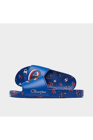 Champion Sandals - IPO 3Peat Slide Sandals in / Size 12.0