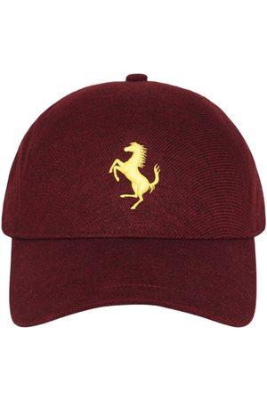 FERRARI Men Caps - Logo Baseball Cap