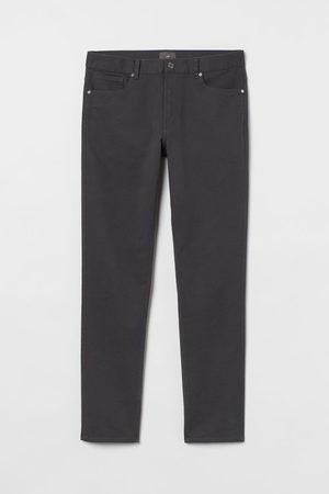 H&M Men Slim - Slim Fit Twill Pants