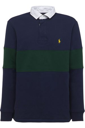 POLO RALPH LAUREN Boston Commons L/s Jersey Rugby T-shirt