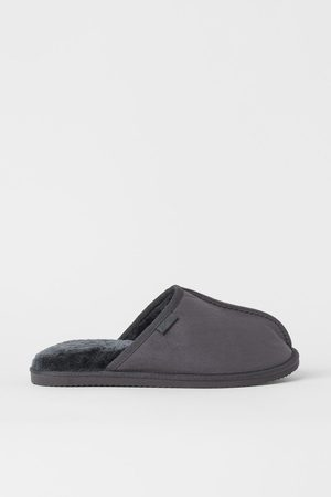 H&M Lined Slippers