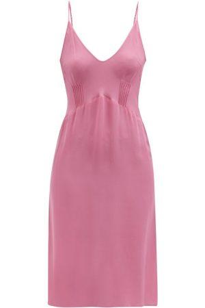 Araks Cadel Washed Silk-georgette Slip Dress - Womens