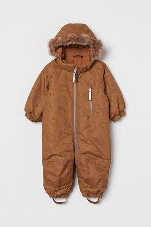 H & M Kids Ski Suits - Water-repellent Snowsuit