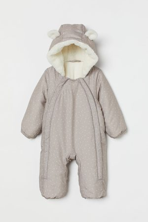 H & M Padded Baby Bunting