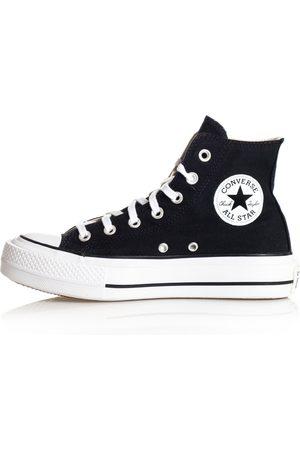 Converse Women Platform Sneakers - Shoes Women Tela