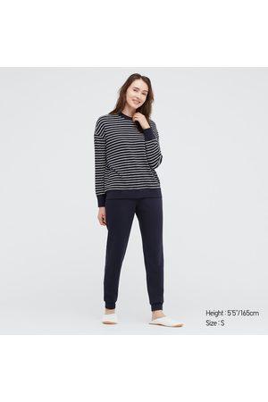 UNIQLO Women's Ultra Stretch Long-Sleeve Set, , XS