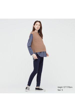 UNIQLO Women's Maternity Ultra Stretch Jeans, , XXS