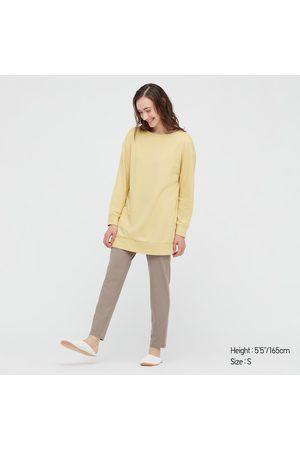 UNIQLO Women Long sleeves - Women's Ultra Stretch Long-Sleeve Set, , XS
