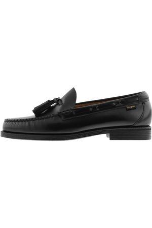 GH Bass Men Loafers - Weejun Larkin Tassel Loafers