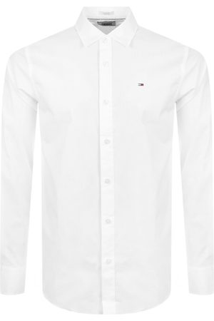 Tommy Jeans Men Long sleeves - Long Sleeved Shirt