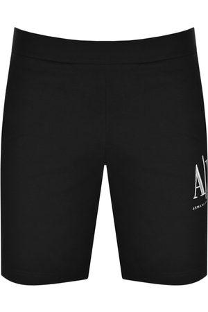 Armani Men Bermudas - Jersey Bermuda Shorts
