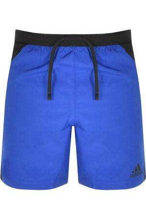 Adidas Originals Men Sports Shorts - Adidas Training AM Woven Shorts
