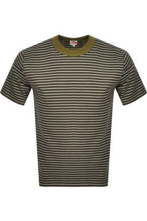 Armor.lux Twill Stripe T Shirt