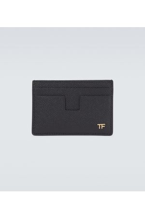 Tom Ford Exclusive to Mytheresa – grained leather cardholder