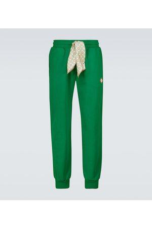 Casablanca Cotton sweatpants