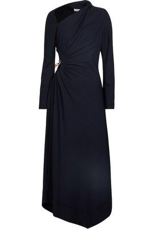 Jonathan Simkhai Christie asymmetric cutout midi dress