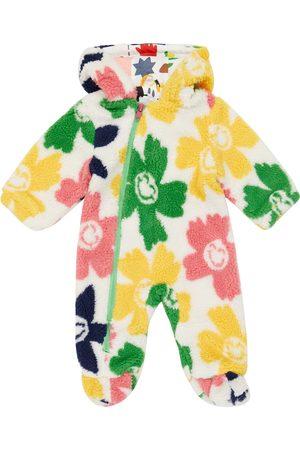 STELLA McCARTNEY Kids Printed technical onesie