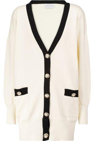 Rebecca Vallance Tancy cotton and nylon-blend cardigan