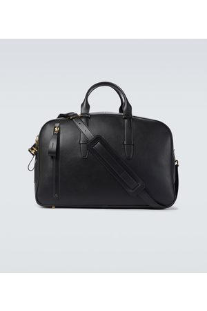 Tom Ford Exclusive to Mytheresa – Buckley leather bowling bag
