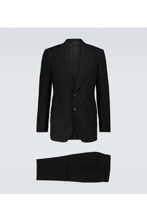 Tom Ford Exclusive to Mytheresa – Shelton wool suit