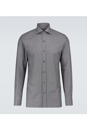 Tom Ford Exclusive to Mytheresa – long-sleeved cotton shirt