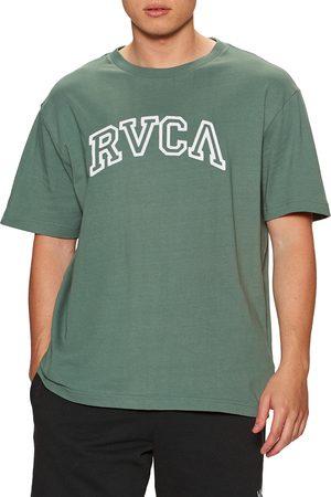 RVCA Teamster s Short Sleeve T-Shirt - Balsam