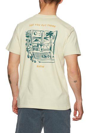 Katin Siesta s Short Sleeve T-Shirt - Wool