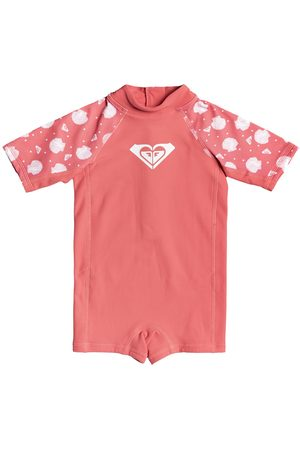 Roxy Springsuit Baby Rash Vest - Desert Rose Shella